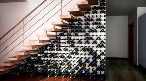 exteriors winsome attractive custom under staircase wine cellar