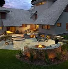 Pictures Of Patios With Fire Pits Landscape For Small Yards Design Pictures Remodel Decor And