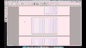 indesign rolling stone magazine layout document setup youtube