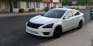 nissan white car altima micophx 2014 nissan altima specs photos modification info at