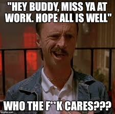 Who Cares Meme - who cares imgflip