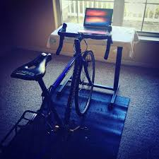tg pro triathlete best desk for bike trainer indoor cycling