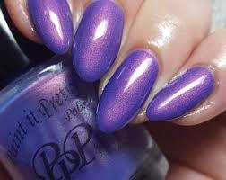 thermal nail polish etsy