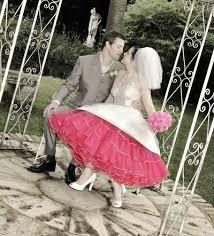 robe de mari e rockabilly 50 mariage style rockabilly robe de mariage de 1950 2055384
