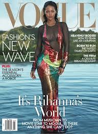 Virginia Van Zanten by Vogue Us April 2016