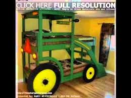 John Deere Bedroom Decorating Ideas YouTube - John deere kids room