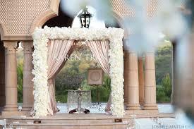 wedding ceremony canopy the grand mar wedding ceremony lawn