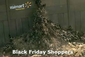 Funny Black Friday Memes - can we have a new witch ours melted happy black friday