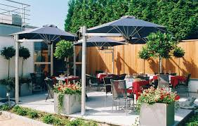 wall mounted patio umbrella uk home outdoor decoration