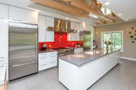 pics of kitchens with white cabinets and gray walls gray quartz kitchen countertops design ideas countertopsnews