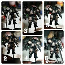 tutorial painting white armor