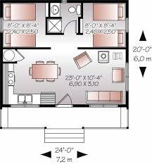 floor plans for house sundatic 20x24 floor plan w 2 bedrooms floor plans