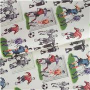 soccer wrapping paper wrapping paper s of kensington