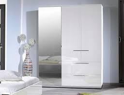 Modern Wardrobe Furniture by White Mirror Wardrobe Mirrored Closet Doors Price 2