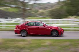 lexus is200 sport wheel size 2017 lexus is 200t first test review motor trend