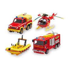 fireman sam diecast vehicles assortment 6 00 hamleys