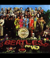 sargeant peppers album cover the beatles sgt pepper sleeve declared world s most valuable