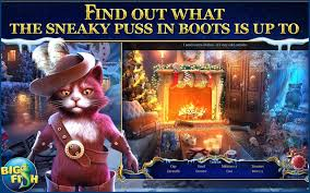 christmas puss boots android apps google play
