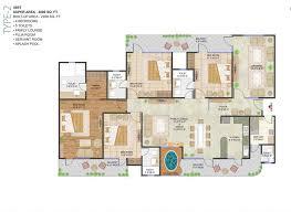 floor plan of prateek stylome sector 45 noida prateek buildtech