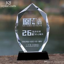 Crystal Souvenirs 2017 Sports Event Crystal Trophies And Awards Diy Customized