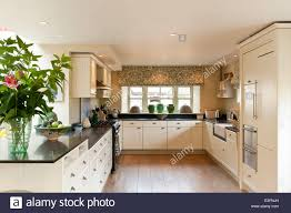 Magnet Flooring Laminate Black Worktops Stock Photos U0026 Black Worktops Stock Images Alamy