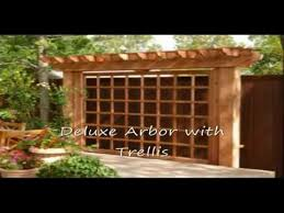 How To Build Trellis It All Starts With Good Trellis Plans Youtube