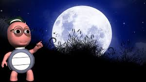 how does the moon shine so brightly at general knowledge