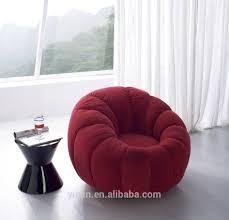 Modern Single Sofa Luxury Velvet Single Wooden Sofa Chair Round Mini Sofa Chair Buy
