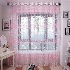 Curtains Home Decor by Online Get Cheap Organza Curtain Decoration Aliexpress Com