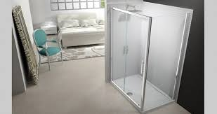 merlyn series 6 sliding shower door enclosure 1000mm