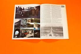 peugeot partner finally caught getting dash to the desert adventure drive part 1 car archive june 1978