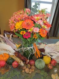 Home Decorators Catalogue Fall Table Centerpiece Revisited
