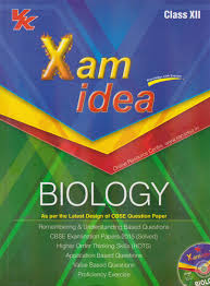 xam idea biology for class 12 with cd buy xam idea biology