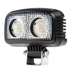 led light pod 4 dual led road work light 20w 1 800