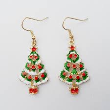 images of christmas earrings 2017 celebrating christmas new women s christmas earrings pendant