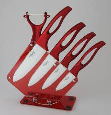 Chef Kitchen Knives Ceramic Knife Set Chef U0027s Kitchen Knives 3