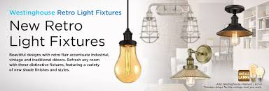 Westinghouse Lighting Fixtures 2017 Retro Fixtures Landing Page Header Image 3 V3 Jpg