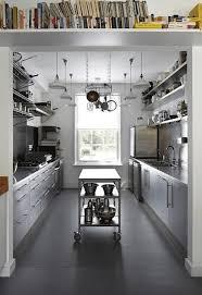 10 galley kitchen designs that work quality kitchen sf