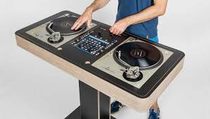 Mixing Table Table Wonderful Dj Turn Tables Dj Turntable Mixing Desk Stand