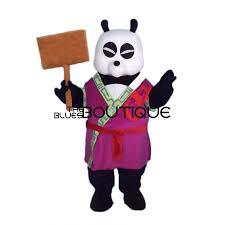 Kung Fu Panda Halloween Costumes Fu Panda Hammer Mascot Costume