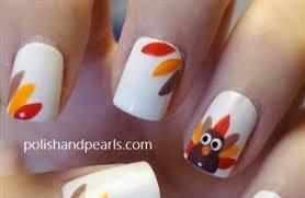 thanksgiving nail 13 festive fall manicure tutorials
