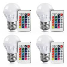 Color Led Light Bulbs by Online Get Cheap Color Changing Led Light Bulb Aliexpress Com