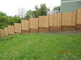 hill fence after2 jpg 1 632 1 224 pixels fences pinterest
