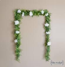 greenery garland wedding garland wedding backdrop flower garland greenery