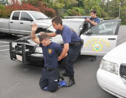 chp explorers drill for statewide competition