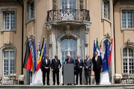 French And Dutch Flag Brexit European Union Must Reform To Save Itself But How Time