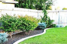 marvellous diy landscaping on a budget pics design ideas small