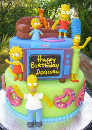 best 25 simpsons ideas on donut decorations