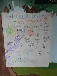 sharing in the early church u2013 acts 4 32 37 when one teaches two