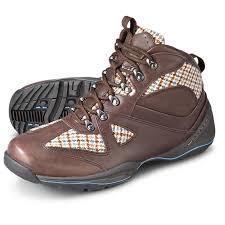 men u0027s rockport trailvision xcs hikers brown check 155871